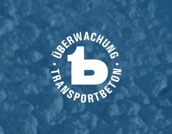 Überwachungszeichen   Überwachung von Transportbeton